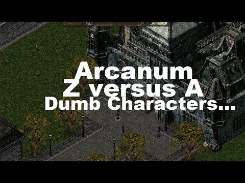Arcanum: Stupid Dialogue (Low-Intelligence)