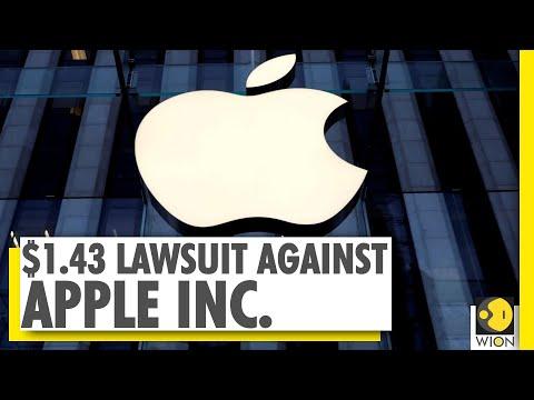 Fineprint: Chinese AI company files $1.4 billion lawsuit against Apple | World News