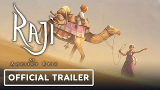 Raji: An Ancient Epic - Official Launch Trailer