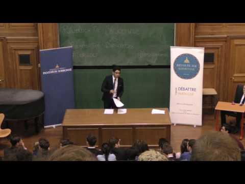 FFDE - Choc Sorbonne Vs. Descartes - 01/02/2017