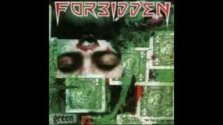 Forbidden - Blank