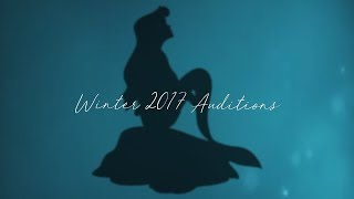 DGS Winter '17 Auditions [CLOSED, RESULTS VIDEO POSTED]