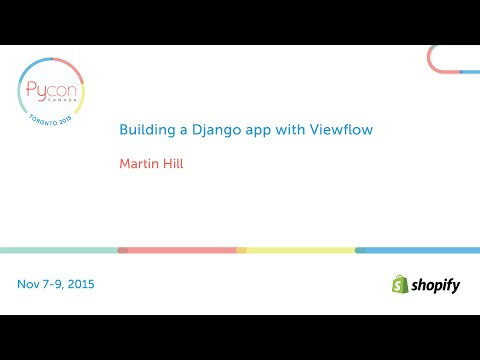 Building a Django app with Viewflow (Martin Hill)