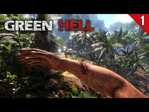 PRIMER CONTACTO | GREEN HELL Gameplay Español