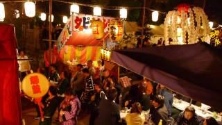 雑司が谷鬼子母神の御会式2013。