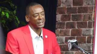 Willie McGee - Cardinals HoF induction speech
