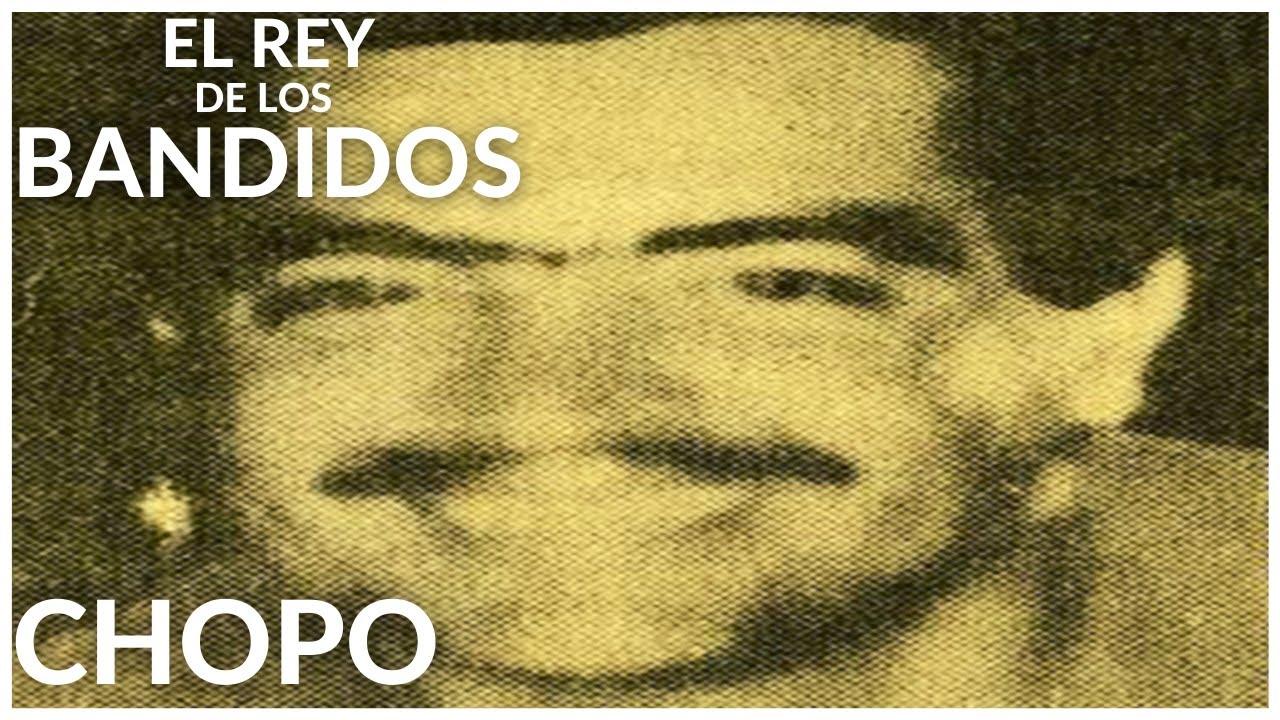 MARIO CASTAÑO MOLINA conocido como el chopo o el rey de los bandidos. - YouTube