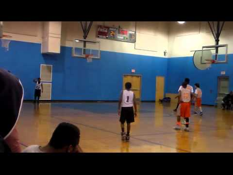 Chattanooga Grizz City of Chattanooga semi finals game