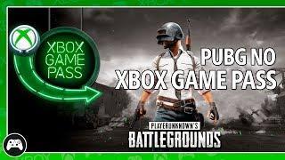 X018 - PUBG chega no Xbox Game Pass