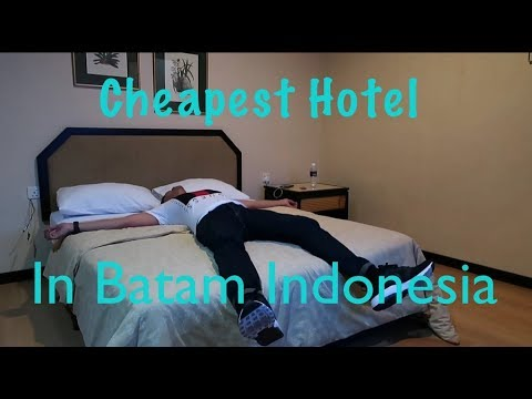 Cheapest Hotel Beside Nagoya Hill Shopping Mall in Batam Indonesia