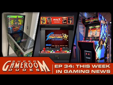 Arcade1Up & AtGames Pinball, Legacy Cabinets, Toy Shock, MVSX, Piepacker, VPinball & More! from MichaelBtheGameGenie