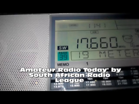 14.05.2017 08:41UTC  S-Africa Radio League via Radio Africa, Meyerton, ~9220km