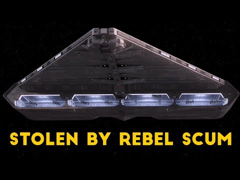 Where did the Rebels Get all their Ships From?