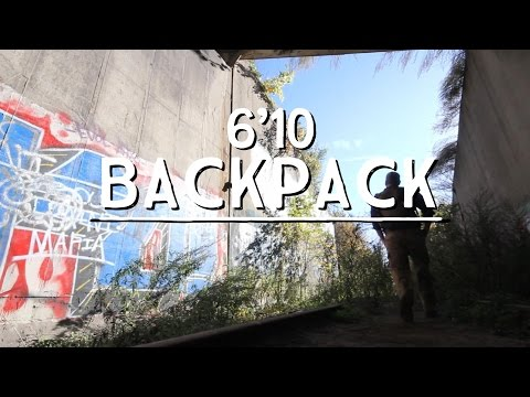 6'10 - Backpack (Official Music Video)