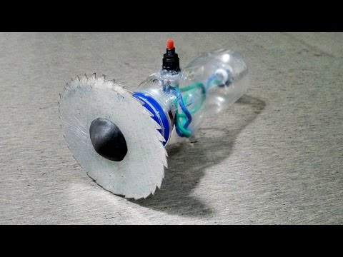 Thumbnail: How to Make a Powerful Rotary Tool at home