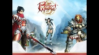 Perfect World ру офф Сервер - Электра. 70+ лвл Жнец #10 Квесты, ежа, мираж 70+