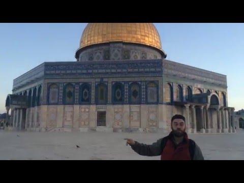 Mescid-i Aksa ve özel bir tanıtım videosu