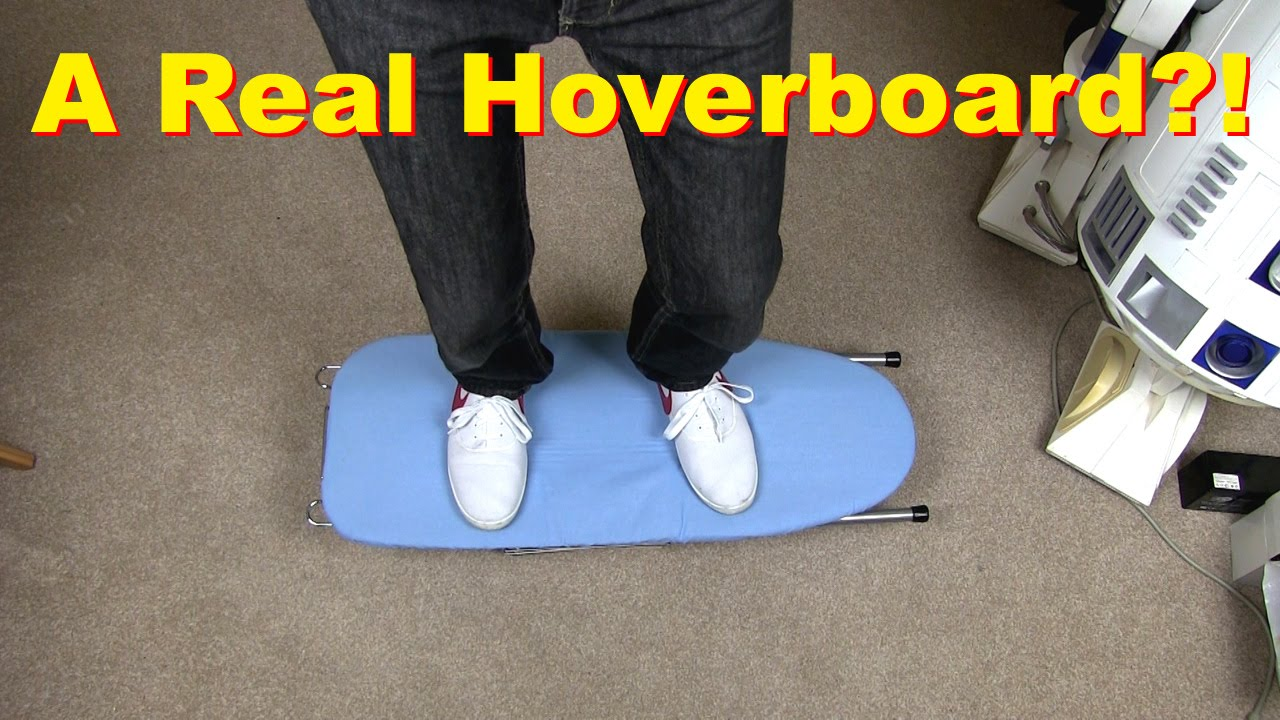 How To Make A Hoverboard For Kids