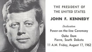 JFK SPEAKS IN PIERRE, SOUTH DAKOTA (AUGUST 17, 1962)