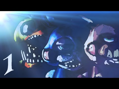 ▼1 ночь. | five nights at freddy's 2