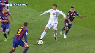 Cristiano Ronaldo Plays Football Like FIFA Street!