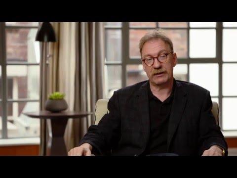 """Anomalisa: David Thewlis """"Michael"""" On-Set Interview"""
