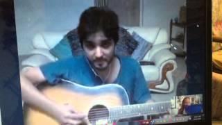 Saurav Sharma Starts to Sing - Doorbell Rings :-)