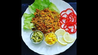THE BEST COUSCOUS SALADE EVER!!!...  NO ONE CAN CREATE IT... how to make it, video