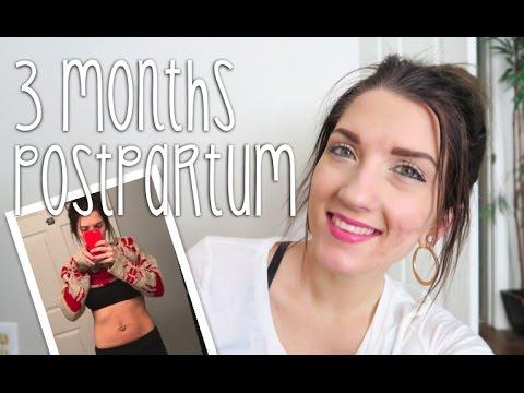 3 MONTHS POSTPARTUM | POSTPARTUM ANXIETY & BREASTFEEDING