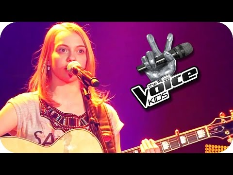 Welcome To My Life - Sunrise Avenue (Joana) | The Voice Kids 2015 | Blind Auditions | SAT.1