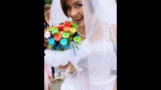 Аксессуары для свадьбы  своими руками слайд-шоу