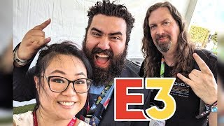 E3 2019 Highlights - The Games, Parties & Behind the scenes!