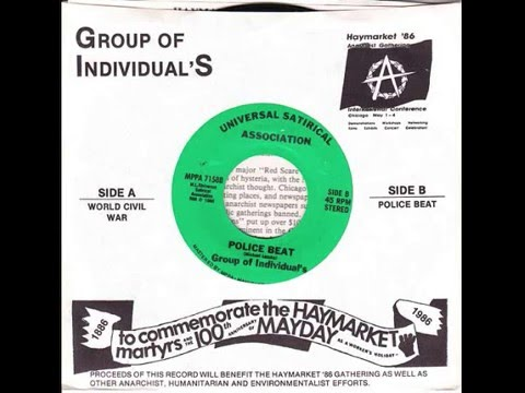 Group of Individuals - Police Beat