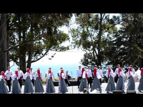Fort Ross Bicentennial- Choir Pyatnitsky