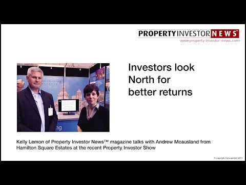 Investors look North for better returns