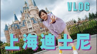 在上海迪士尼见到了复仇者联盟和林志玲 | VLOG
