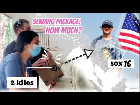 Shipping packages from Philippines to USA | The Cost | The Armstrong Family