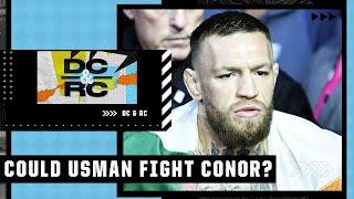 Daniel Cormier: Kamaru Usman the businessman needs to consider Conor McGregor