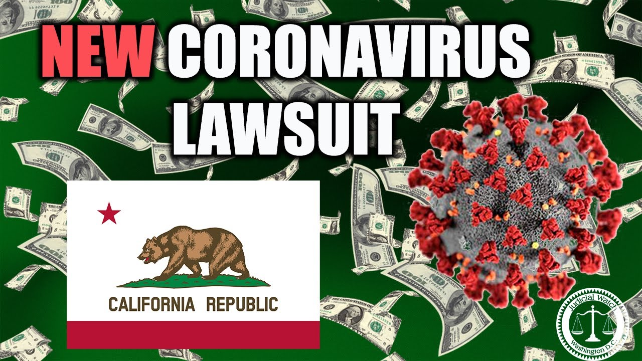 Judicial Watch Sues California on Illicit Cash Payments to Illegal Aliens over #Coronavirus!