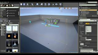 L'Unreal Engine 4 Tutoriel de Base de l'IA Navigation