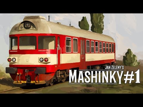 MASHINKY #1: Der neue Transport Tycoon? | Transport Simulator Preview