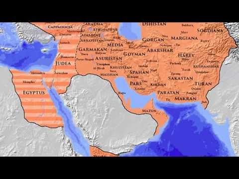 The Sassanid Empire [ASMR]