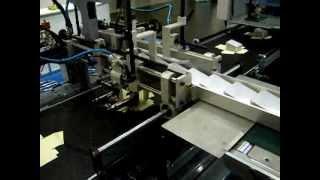EUROPROGETTI macchina per la produzione di scatole rivestite