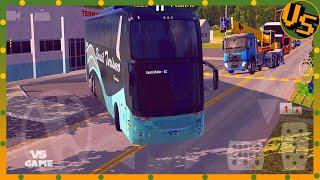 Road Crash Adventure - World Bus Driving Simulator Gameplay