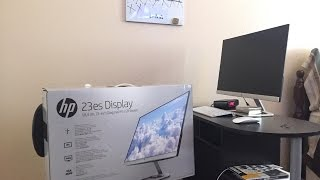 HP 23er 23-inch Display Review