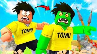Jag Blev FÖRGIFTAD!!! Zombie PRANKET I BLOXBURG (Team Yumi Förgiftade Oss)