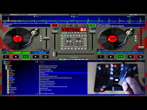Hercules DJ Control MP3 E2 Video Review