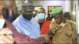 Finally, Abdulrasheed Maina,Goes To Kuje Correctional Centre Till End Of Trial