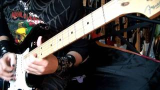 Allegro Furioso - Shred guitar composition - Neogeofanatic (HD)