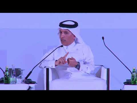 H.E. Ali Sharif Al Emadi delivers keynote interview at The Euromoney Qatar Conference 2017
